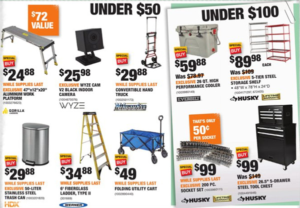 Home Depot Black Friday 2019 Official Tool Deals Page 17