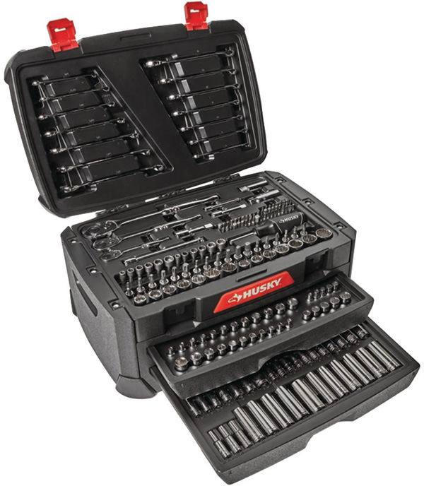 Husky 270pc Mechanics Tool Set Black Friday 2019 Home Depot Special