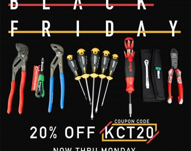 KC Tool Black Friday 2019