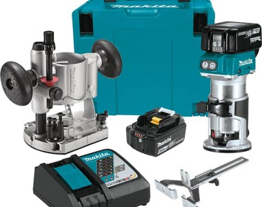 Makita XTR01T7 18V Brushless Router Kit