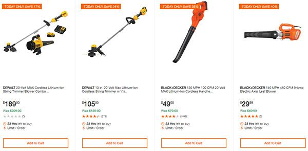 Home Depot Cyber Monday Dewalt Milwaukee Cordless Power Tool Deals Page 13