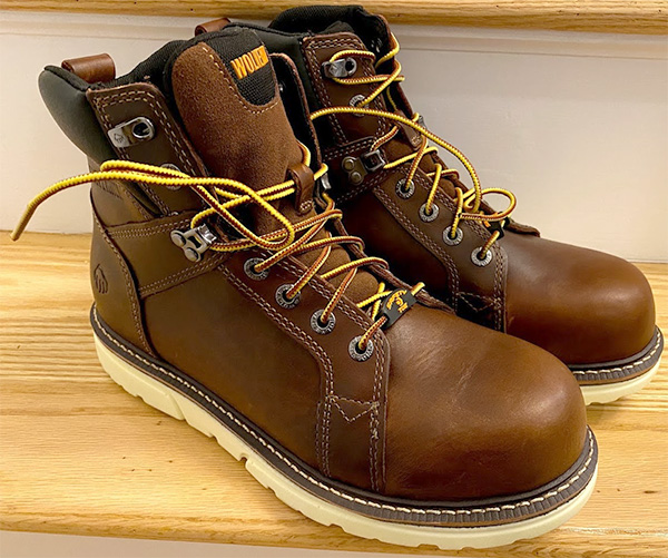 Wolverine DuraShock Work Boots