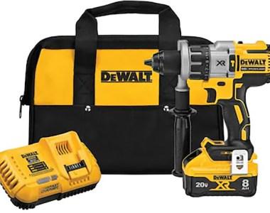 Dewalt 20V Max DCD998W1 Power Detect Cordless Hammer Drill Kit