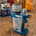 Rockler Dust Right 750 Mobile Dust Collector in Woodworking Shop