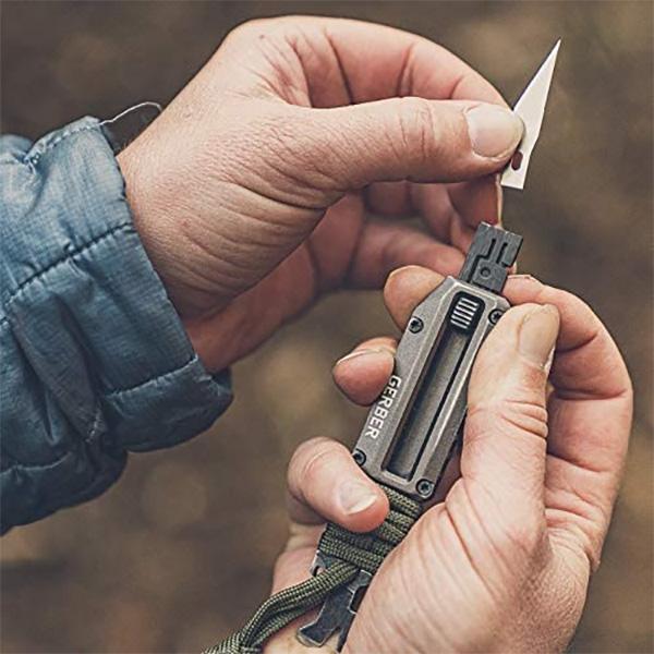Gerber Prybid X Pocket Knife Tool Hobby Blade Change