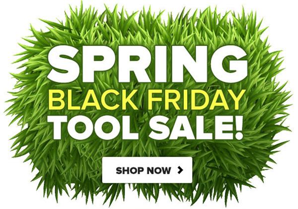 Tool Nut Spring Black Friday 2020