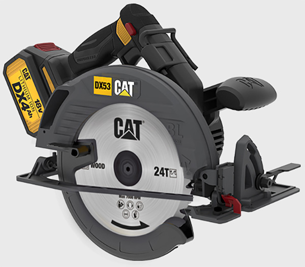 CAT Cordless Circular Saw