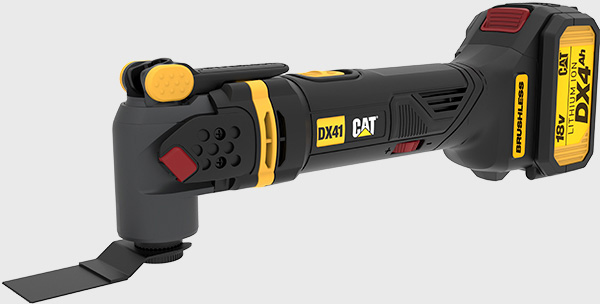 CAT Cordless Oscillating Multi-Tool