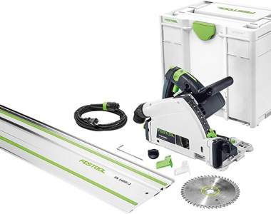 Festool TS 55 REQ Plunge Cutting Track Saw