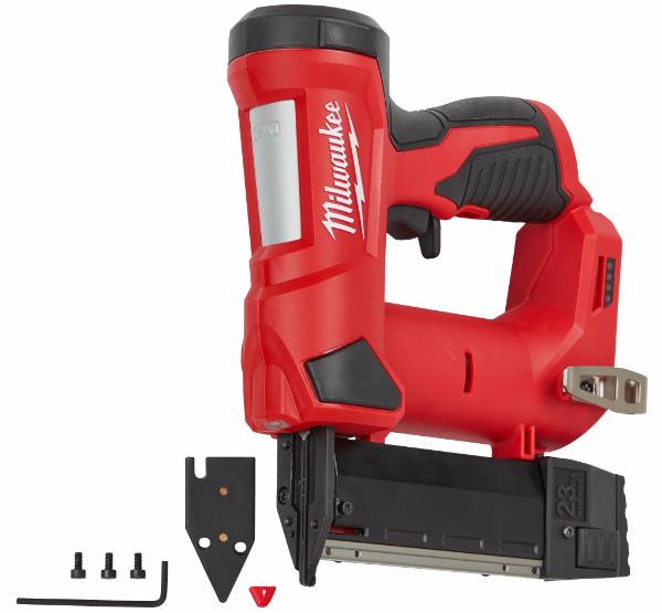Milwaukee M12 23 Gauge Pin Nailer Removing a Jam 1
