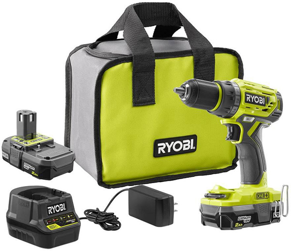 Ryobi P1815 Cordless Drill