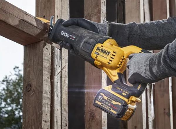 Dewalt FlexVolt Advantage Cordless Reciprocating Saw
