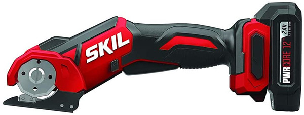 Skil 12V Cordless Multi-Cutter with Battery