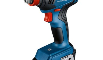 Bosch 18V Freak Brushless Impact Tool 2020 Black Friday Deal