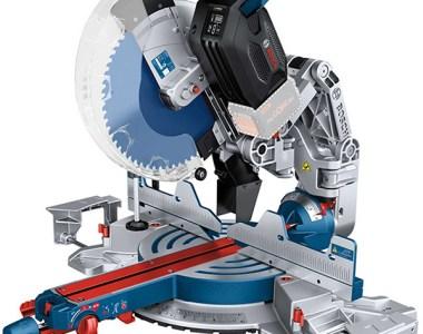 Bosch GCM 18V-305 GDC BITURBO Cordless Miter Saw