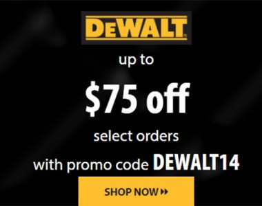 Dewalt Tools Flash Sale 10-14-2020