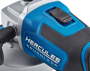 Harbor Freight Hercules Brushless Angle Grinder Power Switch