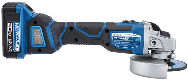 Harbor Freight Hercules Brushless Angle Grinder with Battery