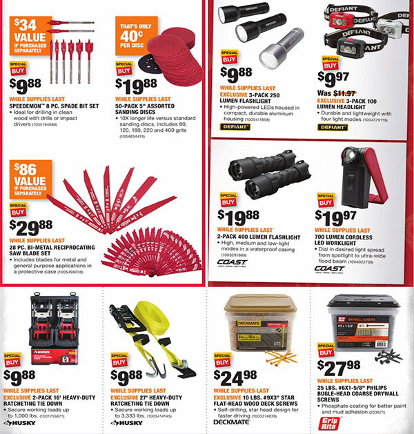 Home Depot Black Friday 2020 Tool Deals Page 16