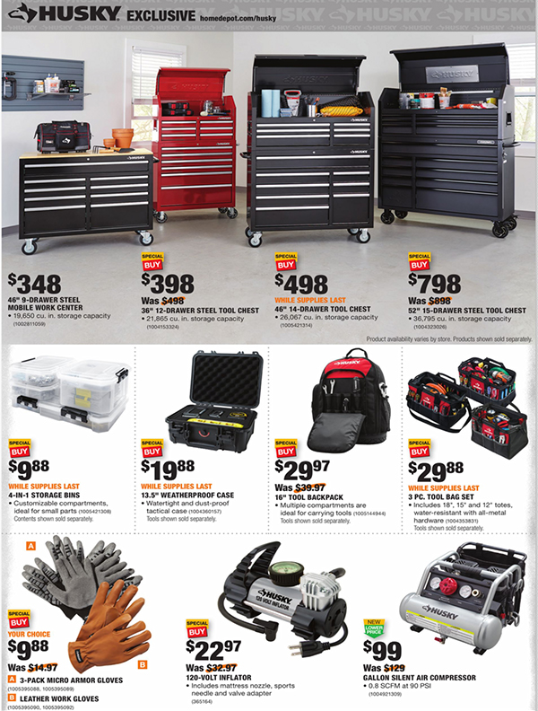 Home Depot Black Friday 2020 Tool Deals Page 9