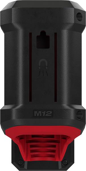 Milwaukee M12 Rover LED Flood Light 2367-20 Rear Screw Hole