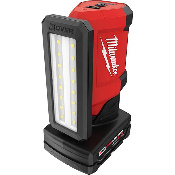 Milwaukee M12 Rover LED Flood Light 2367-20 with XC Battery