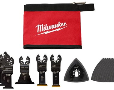 Milwaukee Oscillating Multi-Tool Blade Set - Holiday 2020 Promo