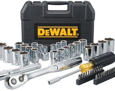 Dewalt DWMT45049 Mechanics Tool Set