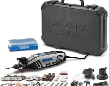 Dremel 4300 5-40 Rotary Tool Set