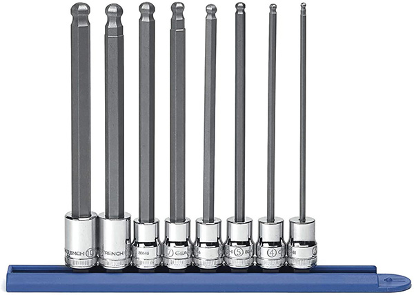 Gearwrench Ball Hex Bit Socket Set