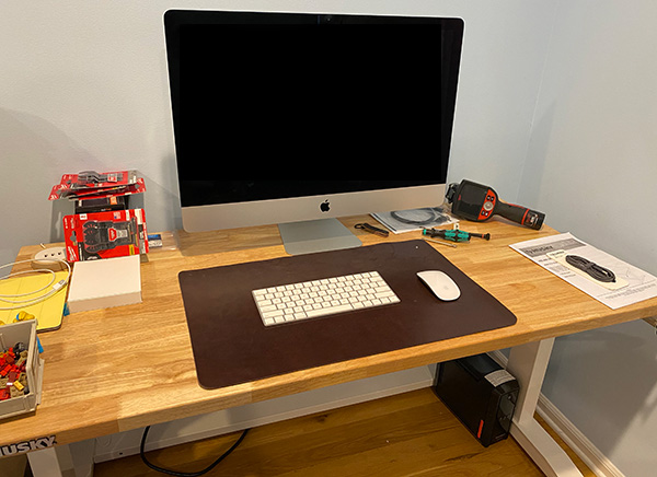 Husky Workbench Computer Desk