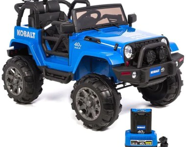 Kobalt Kids Car Kit Black Friday 2020