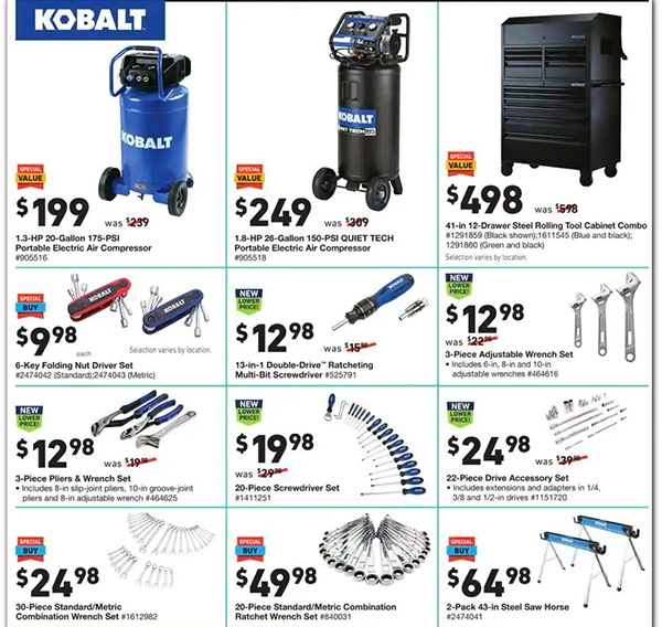 Lowes Black Friday 2020 Tool Deals Page 8