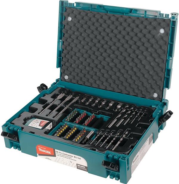 Makita B-51661 Contractor Bit Set