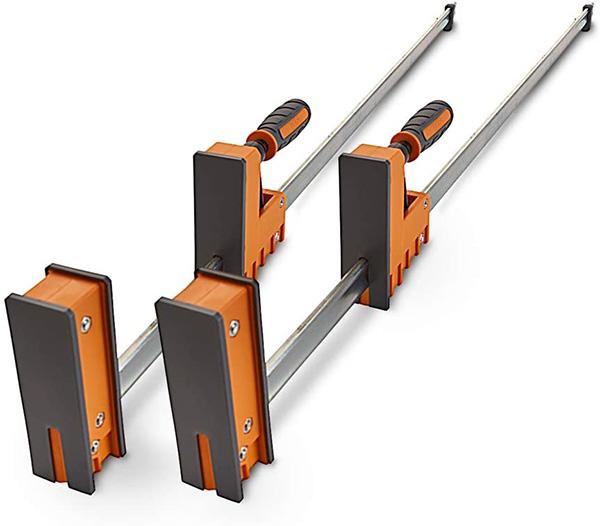 Bora Parallel Clamp Set