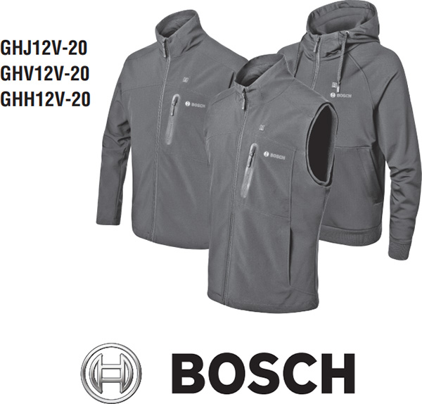Bosch Heated Vest for 2021