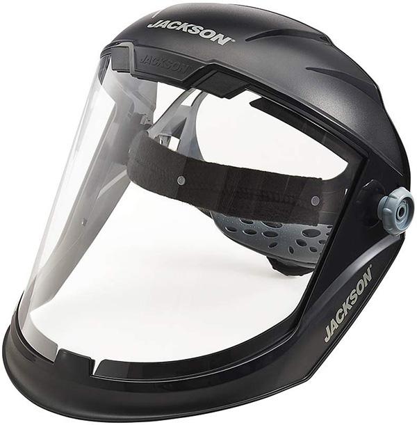 Jackson Premium MaxView Face Shield
