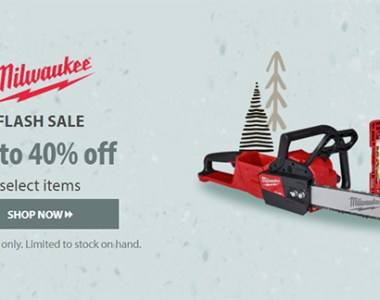 Milwaukee Tool Flash Sale 12-8-2020