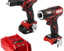 Skil PWRCore 12V Cordless Power Tool Combo Kit