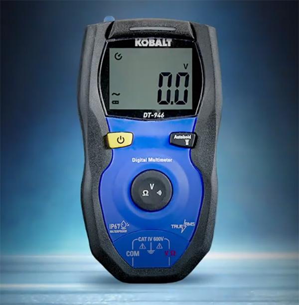 Kobalt Digital Multimeter at Lowes