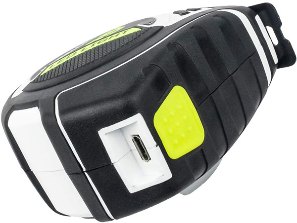 Komelon Tape Measure with LED Worklight USB Charging Port