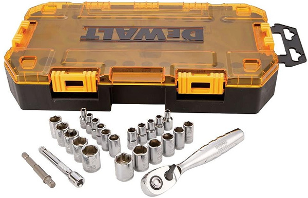 Dewalt DWMT73805 Mechanics Tool Set