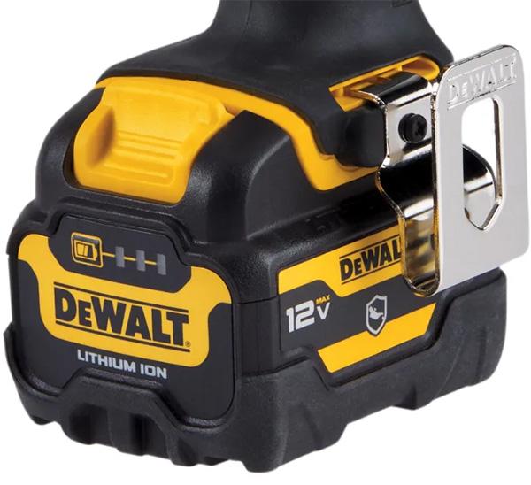 Dewalt Xtreme 12V Max Brushless Impact Wrench Oil-Resistant Battery