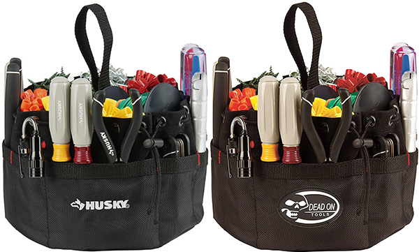 Husky vs Dead on Tools Parachute Tool and Parts Organizer Bag
