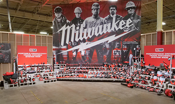 Milwaukee Tool 2019 Cordless Power Tool Systems