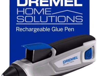 Dremel Cordless Hot Glue Gun Hero 2021