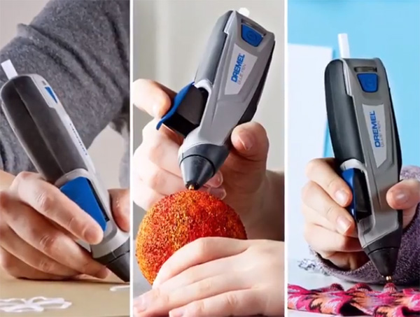 Dremel Cordless Hot Glue Gun Potential Uses