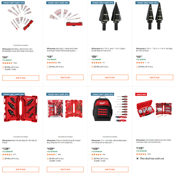 Home Depot Tool Deals of the Day 3-22-21 Page 6