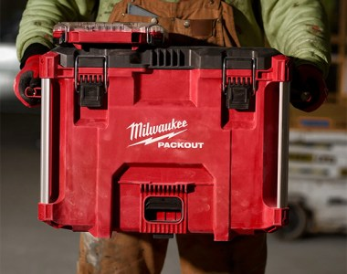 Milwaukee Packout XL Tool Box 48-22-8429 Side Carrying Handles