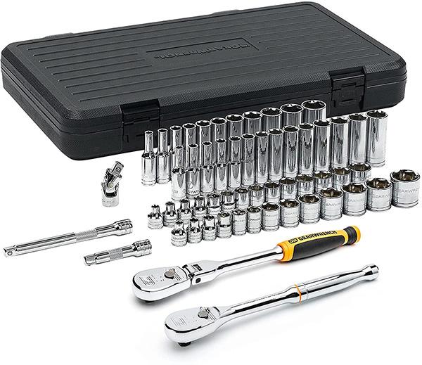 Gearwrench 80550 Mechanics Tool Set